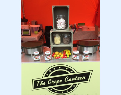 The Crepe Canteen